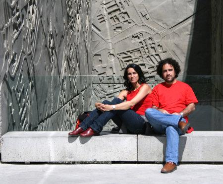 Arquitextonica. Lourdes Bueno y Miguel Villegas